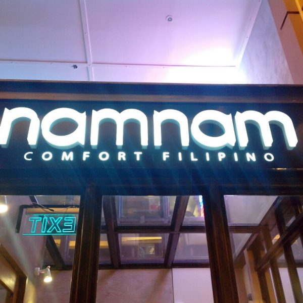 Namnam Comfort Filipino Food