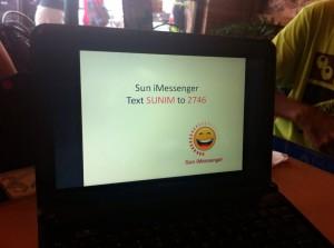 Sun iMessenger