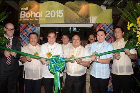 Visit Bohol Fair 2015