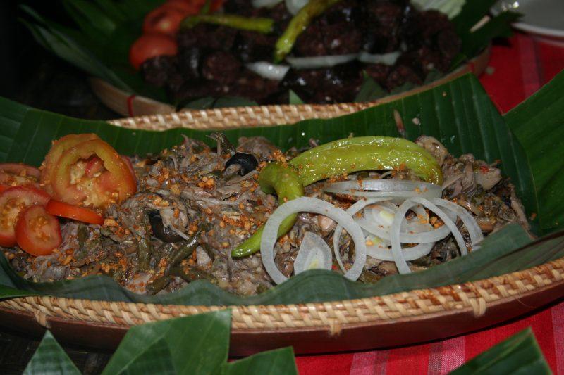 Binungor (Spicy Vegetable Stew)