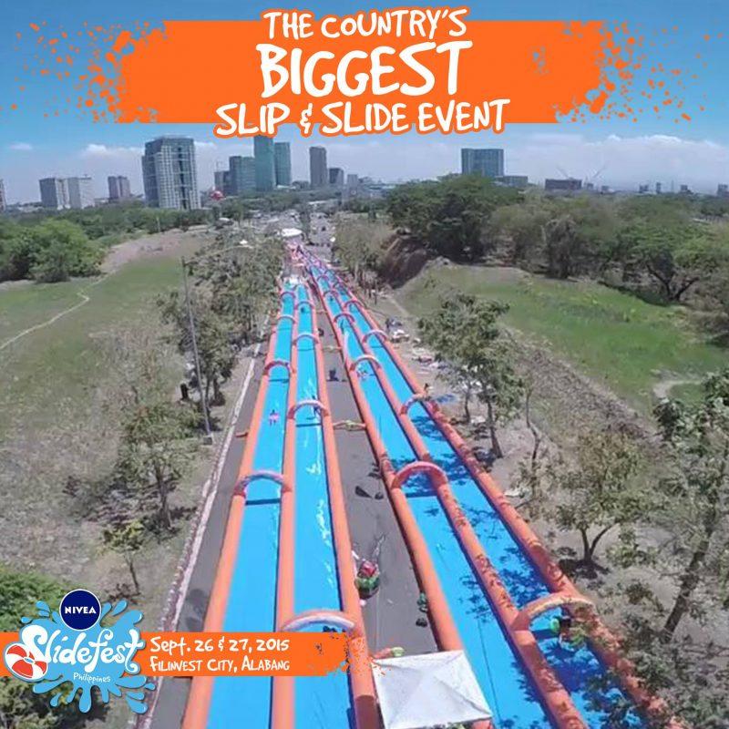 Nivea Slidefest (1)