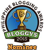 Bloggys 2015 Nominee
