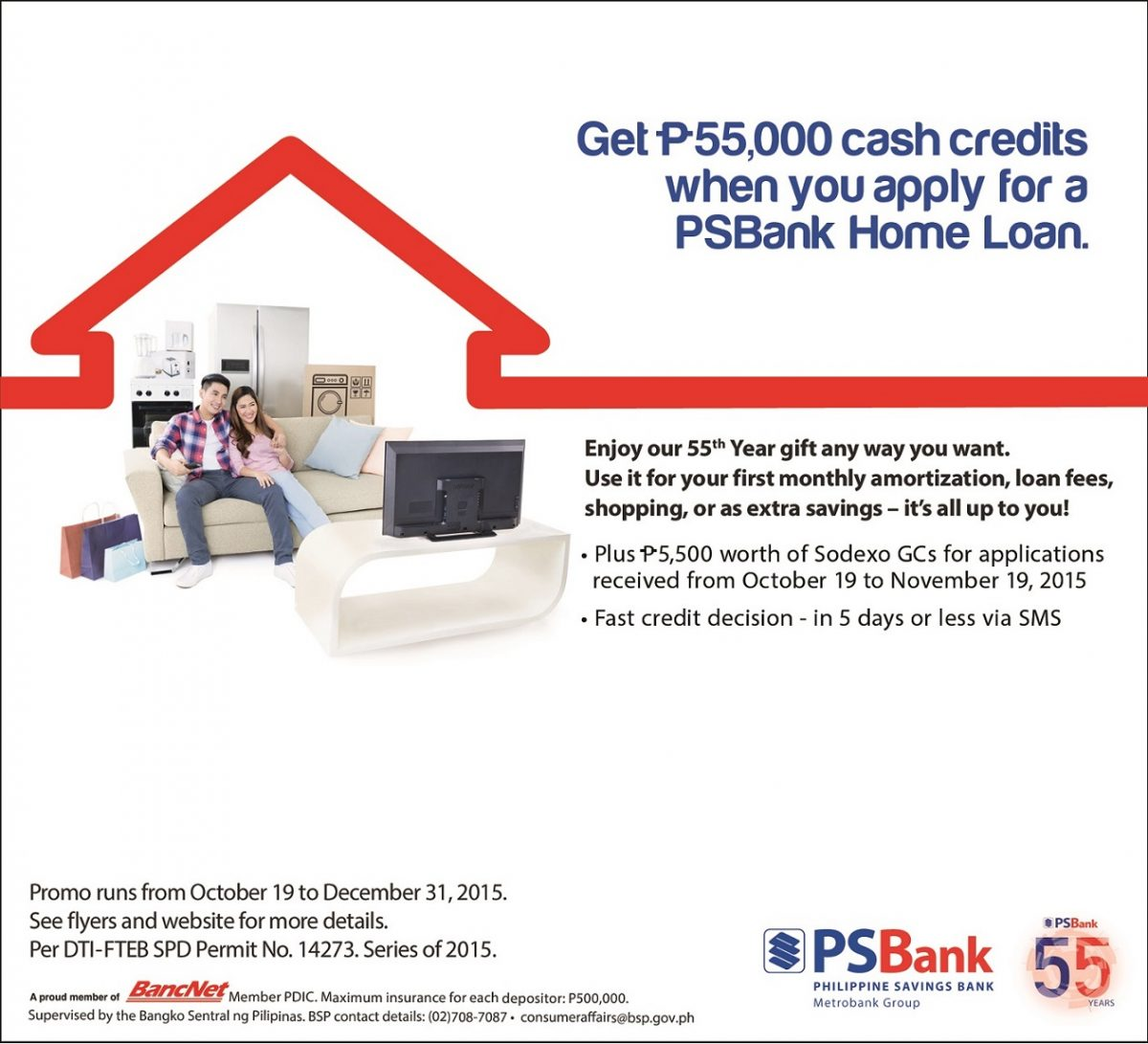 psbank housing loan - 28 images - psbank home, personal ...
