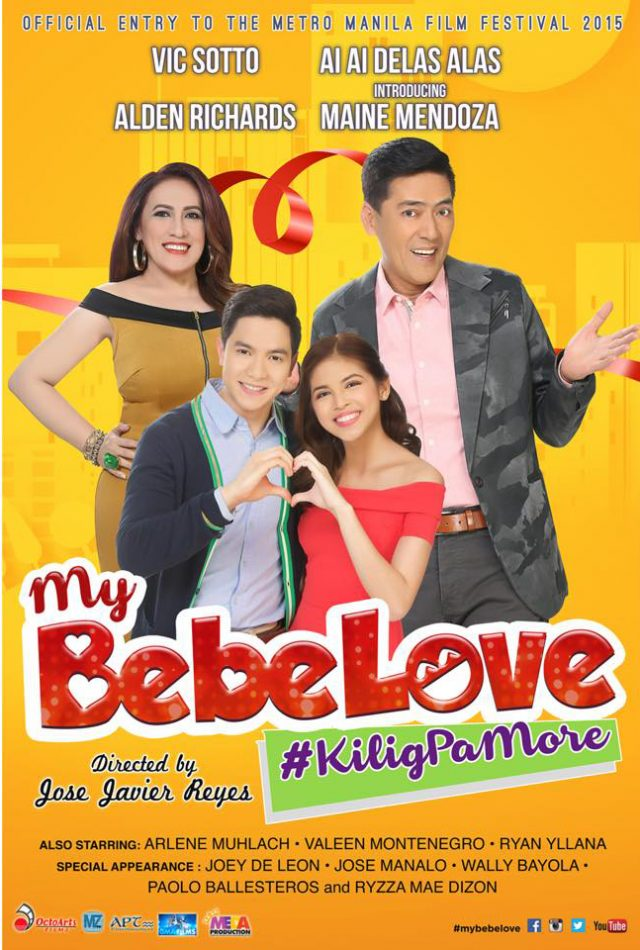 AlDub: My Bebe Love Movie