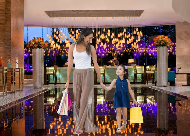 Celebrate Mother's Day at Marriott Manila