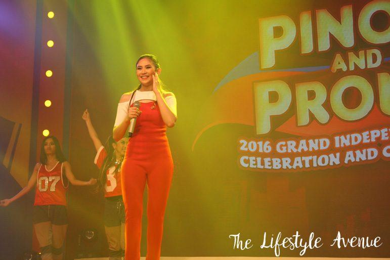 Jollibee Grand Independence Day Countdown #PinoyAndProud