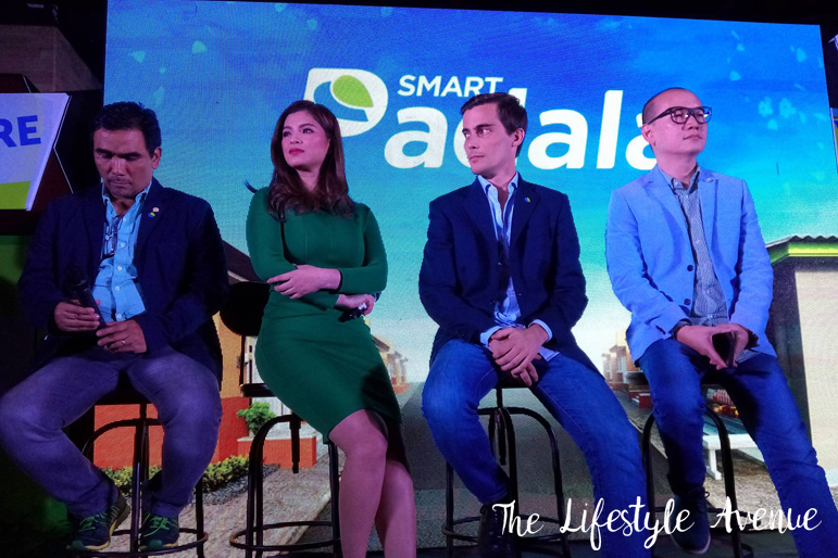 Smart Padala's Newest Brand Ambassador: Angel Locsin - The Lifestyle