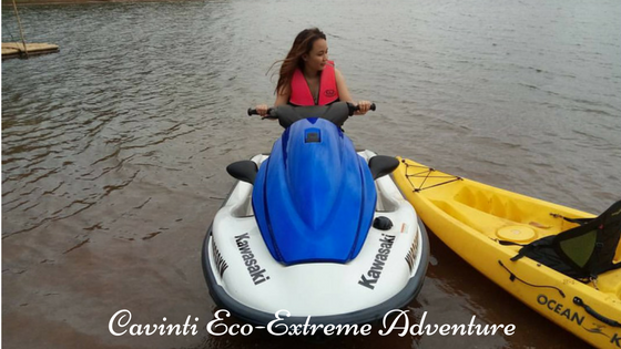 Travel and Pose #13: Cavinti Eco-Extreme Adventure