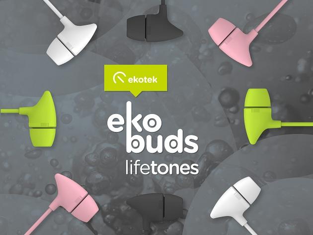 ekobuds lifetones