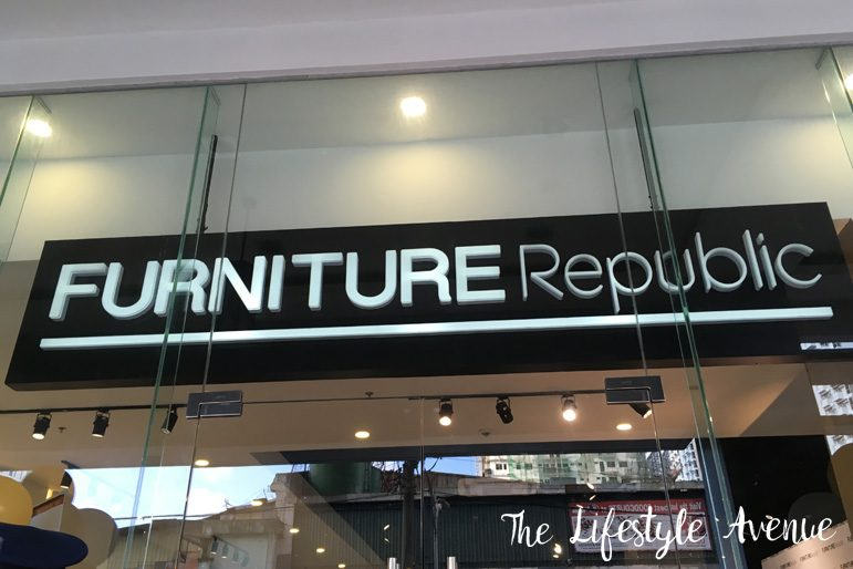 Furniture republic opens a branch in cubao the lifestyle avenue Robinson s home furniture philippines