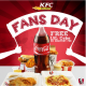 It's #KFCDeliveryFansDay Again This September 30!