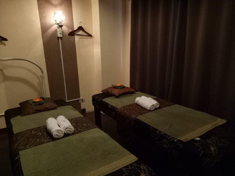 Couple Room for the massage in 690 Salon and Spa.