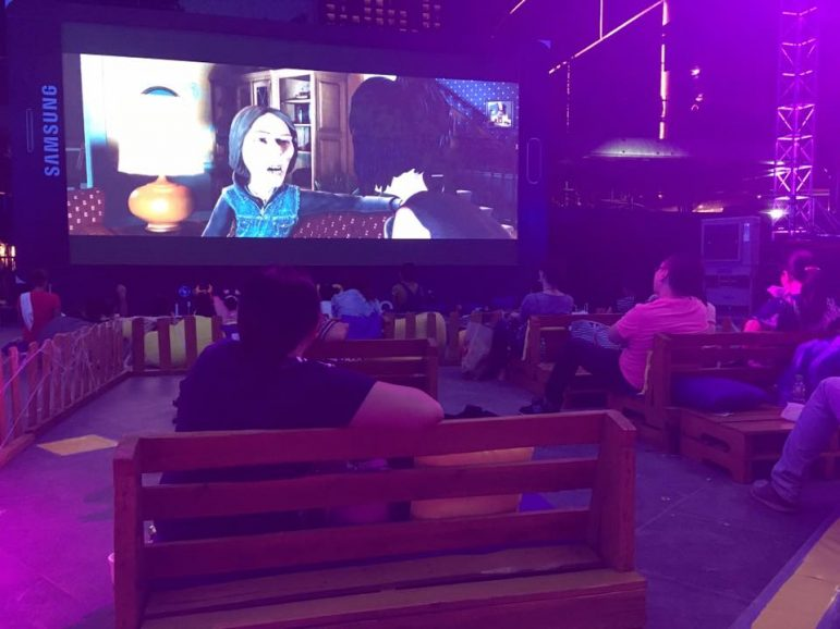 "Hooq Hangouts ""Monster House"""