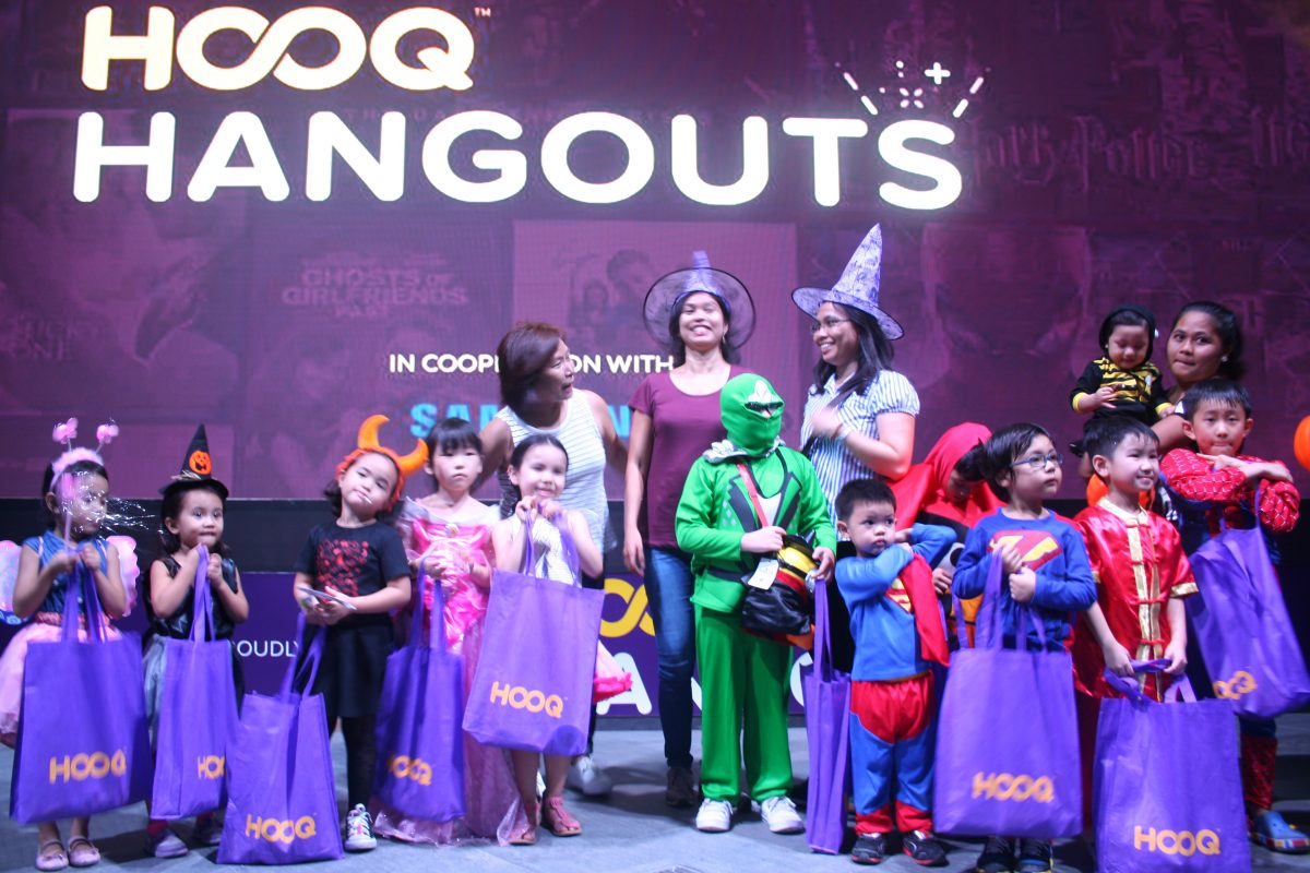 #KidsOnHooq: Binge Watch Your Favorite Cartoons and Family-Friendly Movies