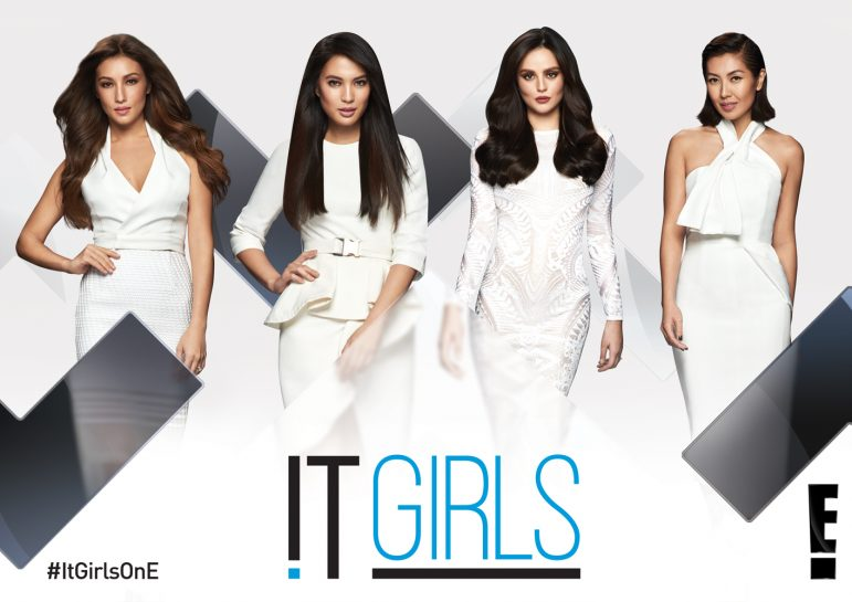 It Girls  Debuts on October 24, 2016 on E!