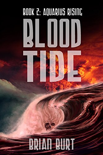 Official Book Cover of Aquarius Rising Book 2: Blood Tide