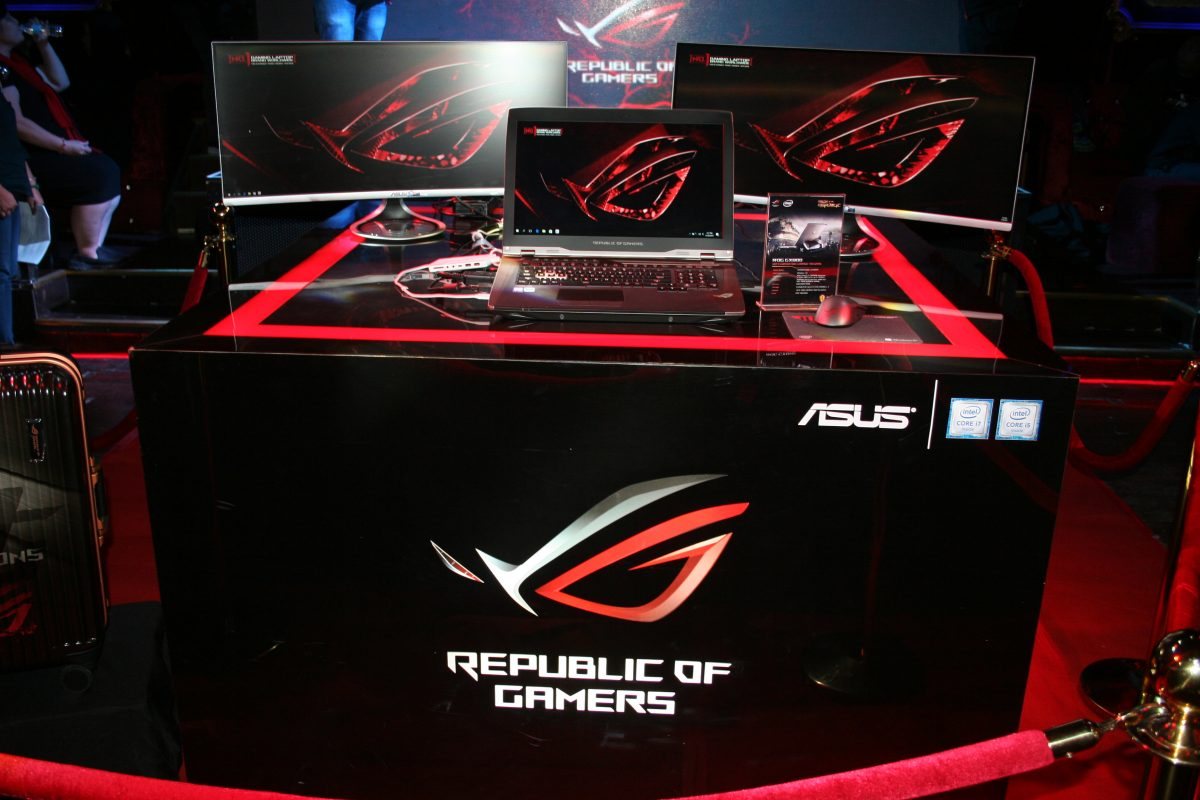 Asus Republic of Gamers Launches ROG GX800