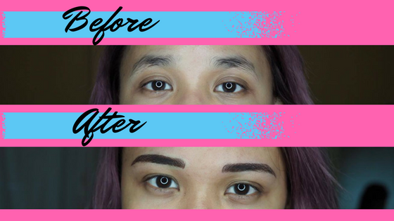 Natural Extract: My 4D Eyebrow Embroidery Experience