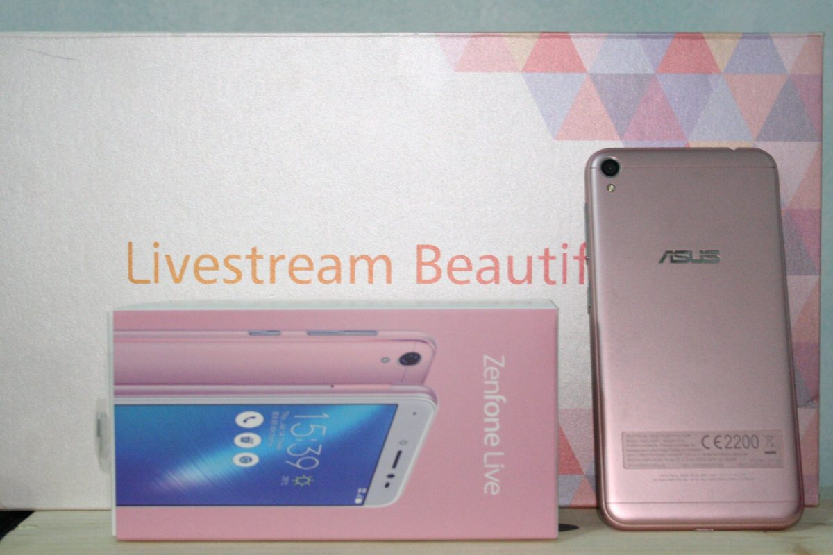 ASUS Zenfone Live Initial Review