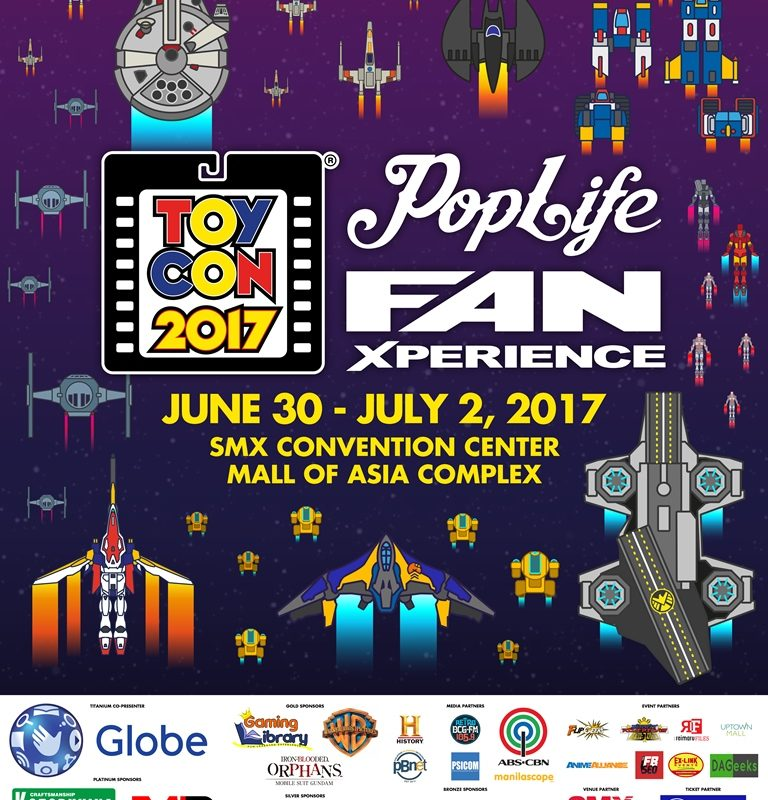 Toycon Philippines x Pop Life FanXperience 2017