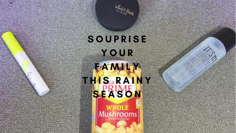 SOUPrise Your Family This Rainy Season