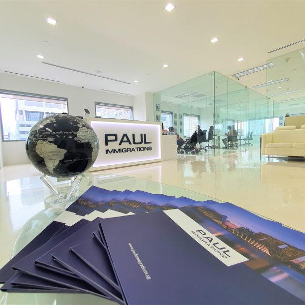 Paul Immigrations