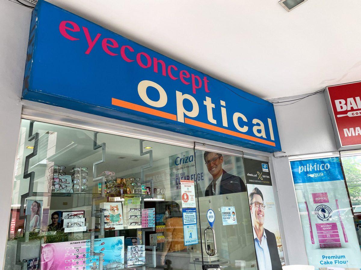 Eyeconcept Optical Store